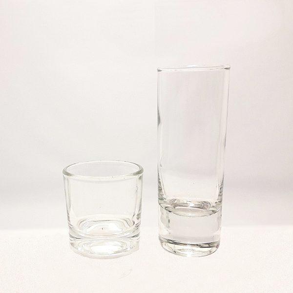 vasos licor