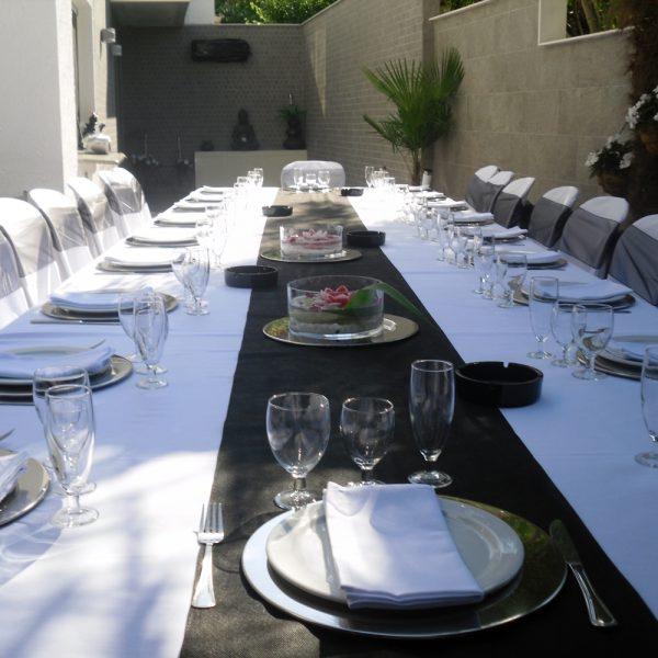 mesas juntas