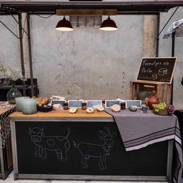 Barra de aperitivos