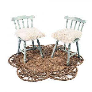 cadires vintage boho
