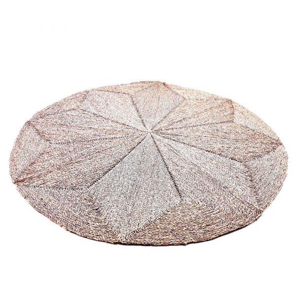alfombra de fibra