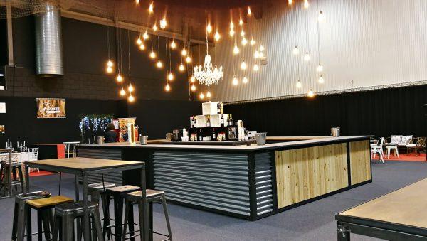 barras bar industriales