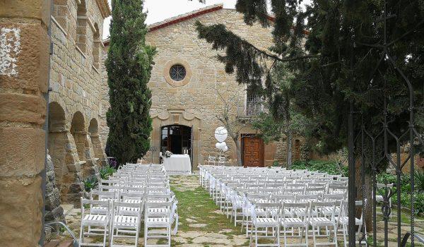 cerimonia a una ermita