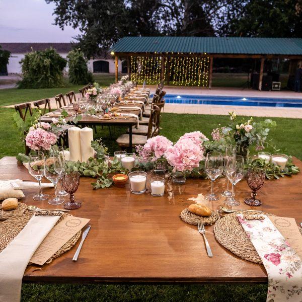 mesas exterior