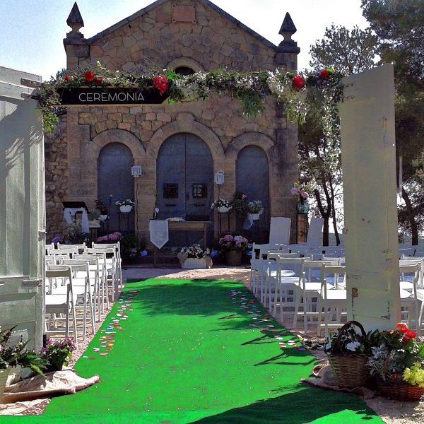 ceremonia puertas