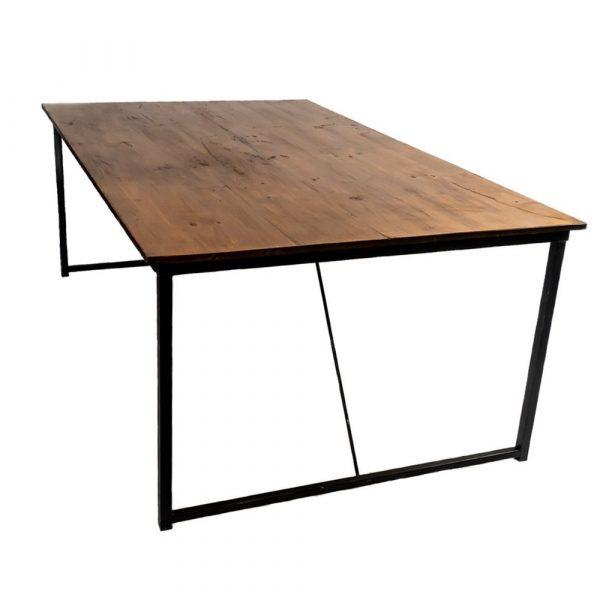 mesa madera 2 x 1,20
