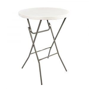 mesa coctail plegable