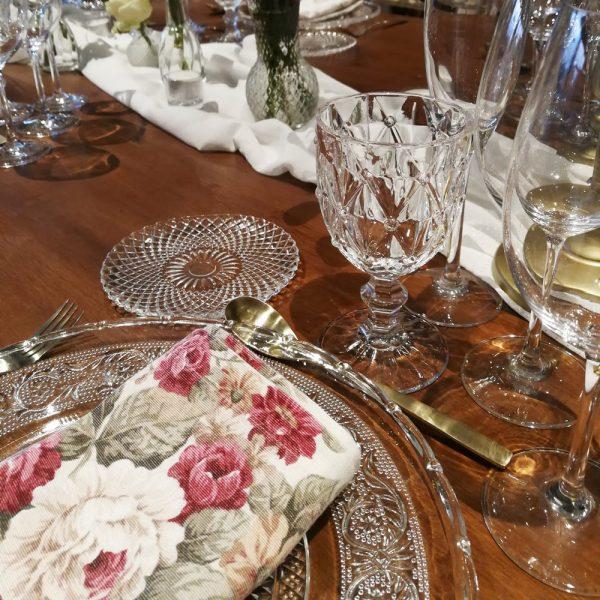 platos cristal