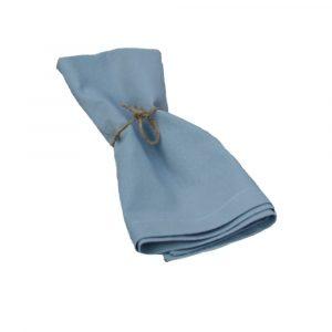 servilleta gris
